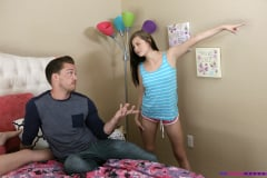 Alex Blake - My Step Sister And Her Hot Friend (Thumb 02)