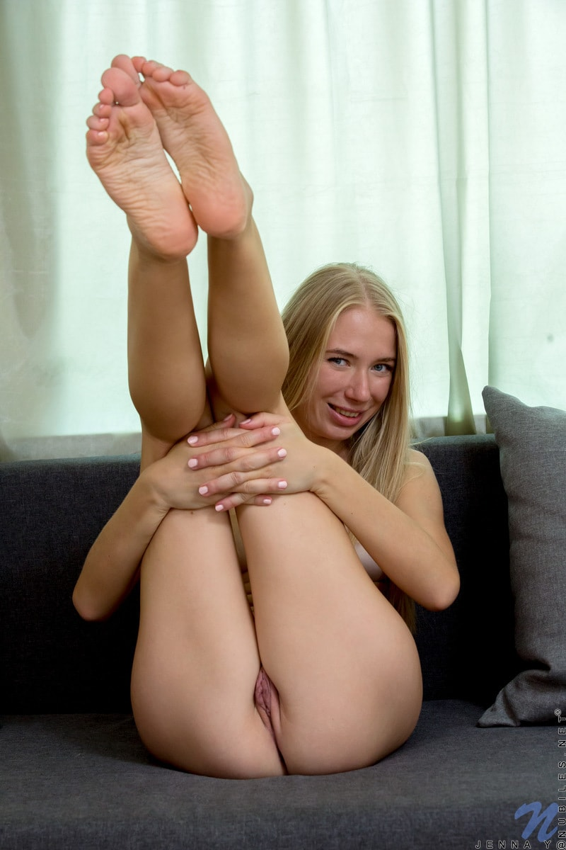 Nubiles 'Blonde Beauty' starring Jenna Y (photo 13)