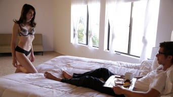 Emily Grey in 'Breakfast In Bed'