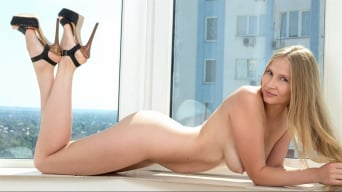 Gyana A in 'Horny Blonde'