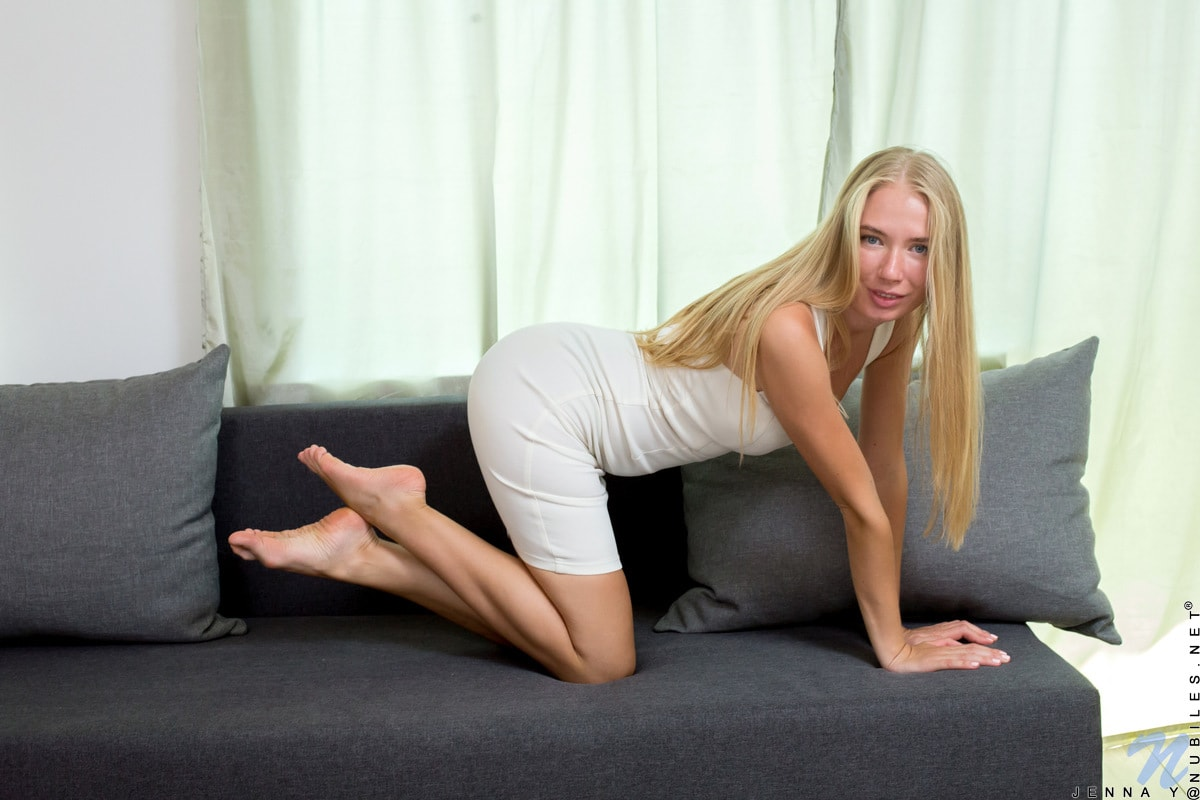 Nubiles 'Blonde Beauty' starring Jenna Y (photo 3)