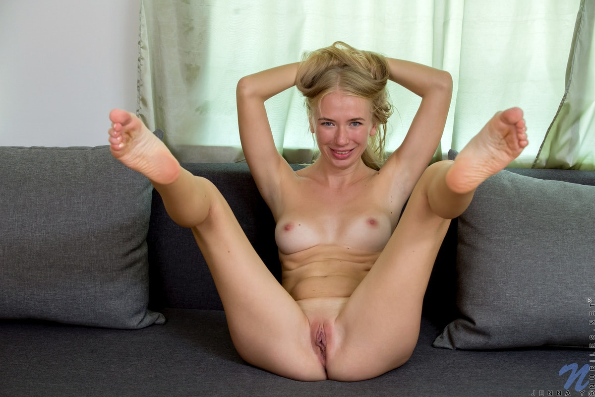 Nubiles 'Blonde Beauty' starring Jenna Y (photo 12)
