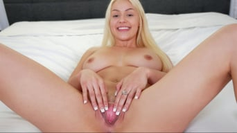 Kylie Page in 'Cum For You'