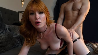Lacy Lennon in 'August 2021 Fantasy Of The Month - S2:E2'