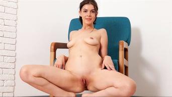 Lettie Rin in 'Rubbing The Clit'