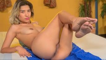 Mayo Villegas in 'Latin Babe'
