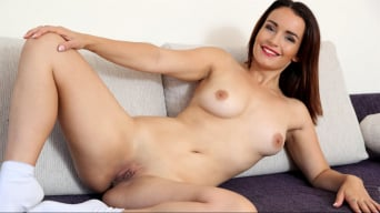 Nathaly Spark in 'Toying Her Pussy'