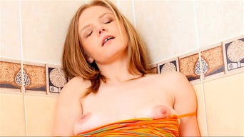 Nicolety in 'Showerorgasm'