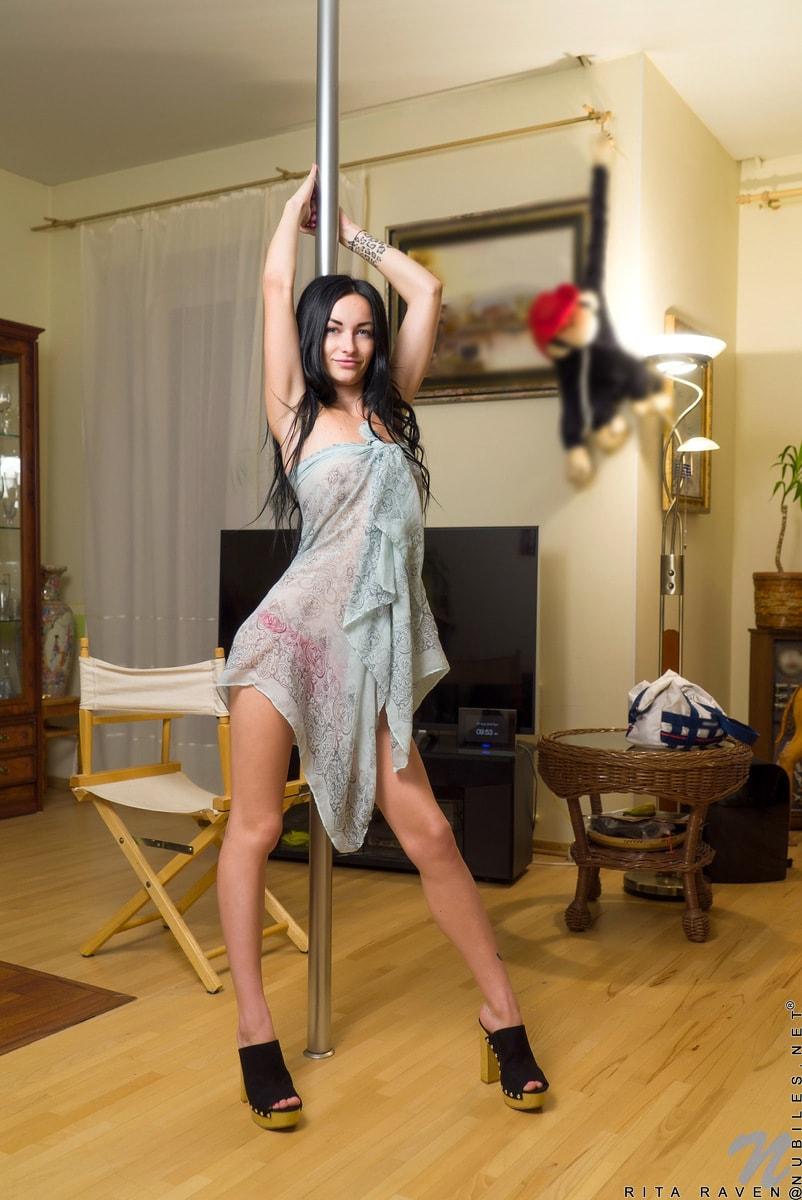 Nubiles 'Feeling Myself' starring Rita Raven (Photo 3)