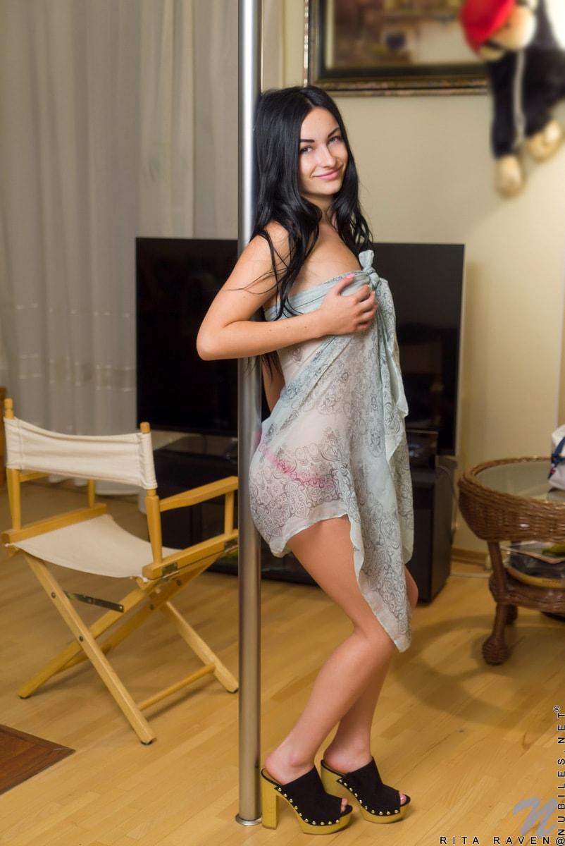 Nubiles 'Feeling Myself' starring Rita Raven (Photo 4)